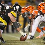 Cincinnati Bengals at Pittsburgh Steelers