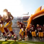 "Washington Redskins ""at"" Cincinnati Bengals, 9:30a.m. EST"