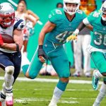 Thursday Night – Miami Dolphins at Baltimore Ravens